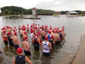 Before the Swim Whitewater